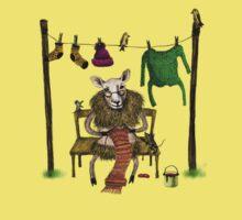 Sheep Kids Tee