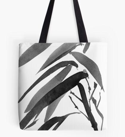 Bamboo tree. Tote Bag