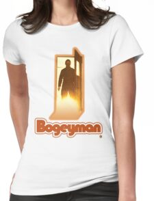 Halloween II Bogeyman Tee Womens Fitted T-Shirt