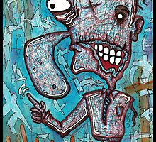 Crazy Old Man by Justin Aerni