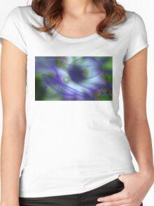 Hexablooze Women's Fitted Scoop T-Shirt