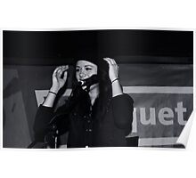 We Are The In Crowd - Tay Jardine Poster