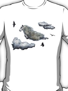 Flying sheep T-Shirt