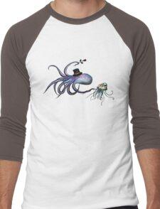 Underwater Love Men's Baseball ¾ T-Shirt