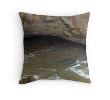 Tidal forces Throw Pillow