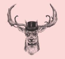 Mr Deer Baby Tee