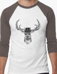 Mr Deer Men's Baseball ¾ T-Shirt