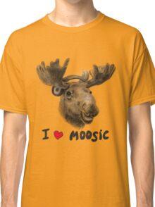 I love Music! Classic T-Shirt