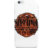 marvel's doctor strange iPhone Case/Skin