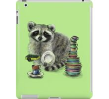 Master of Dishes iPad Case/Skin
