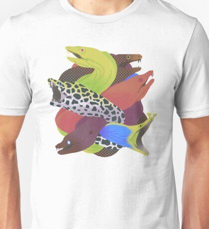 Thick morays Unisex T-Shirt