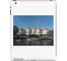 Disneyland Paris Hotel  iPad Case/Skin