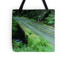 Cianco Creek,Otway Ranges Tote Bag
