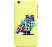 Geometric Owl  iPhone Case/Skin
