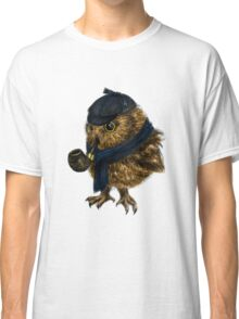 Sherlock // owl Classic T-Shirt