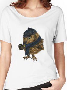 Sherlock // owl Women's Relaxed Fit T-Shirt