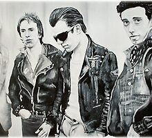 The Clash by iconic-arts