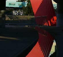 City LInk Gate by hugo