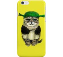 My owner is an IDIOT iPhone Case/Skin