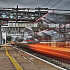Passing Pendalino's (HDR) by Dale Rockell