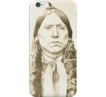 Quannah Parker iPhone Case/Skin