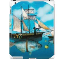 Sea Journey iPad Case/Skin