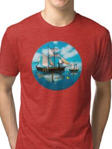 Sea Journey Tri-blend T-Shirt