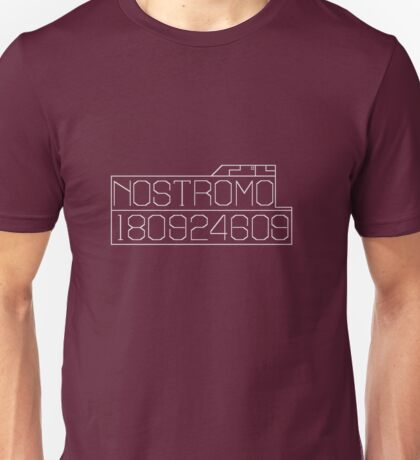 Nostromo Screen Unisex T-Shirt