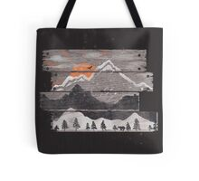 Into the Grey... Tote Bag