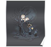 Zombie Ingenuity Poster