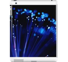 Fibre Optic Lights & Bokeh (#9729) iPad Case/Skin
