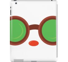 Ziggs Goggles League of Legends iPad Case/Skin