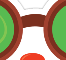 Ziggs Goggles League of Legends Sticker