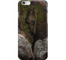 Emerging Colors in Rocks iPhone Case/Skin
