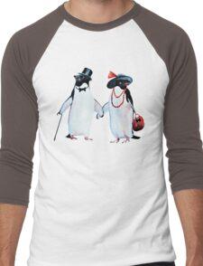 Promenade Men's Baseball ¾ T-Shirt