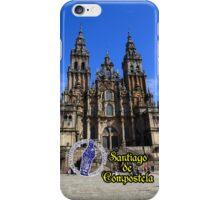 Santiago de Compostela iPhone Case/Skin