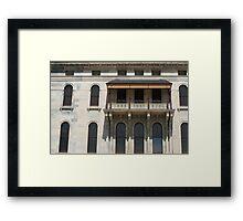 Corporate Box Framed Print