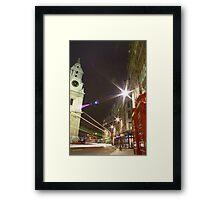 London / Bus / St. Pauls, England, UK * Framed Print