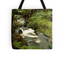 Rushing Waters,Triplet Falls,Otway's Tote Bag