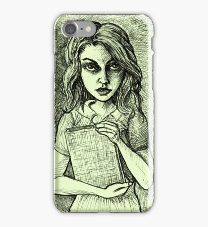 The Librarian - Tinted iPhone Case/Skin