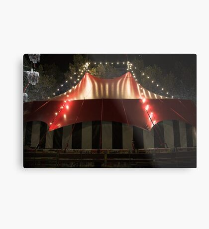 Comedy big top Metal Print