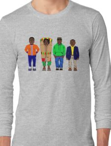Cool Runnings to Calgary Long Sleeve T-Shirt