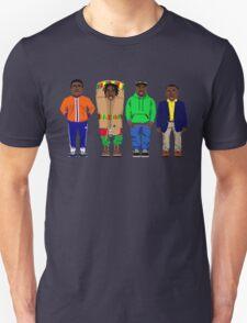 Cool Runnings to Calgary Unisex T-Shirt