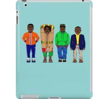 Cool Runnings to Calgary iPad Case/Skin