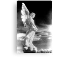 angel stillness Canvas Print