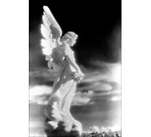 angel stillness Photographic Print