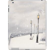 KEYPORT, NJ SNOW iPad Case/Skin
