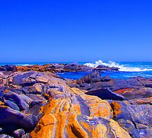 PAINTED ROCKS 2 by lawrylove