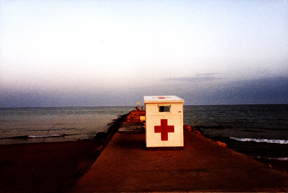 redcross by becksley