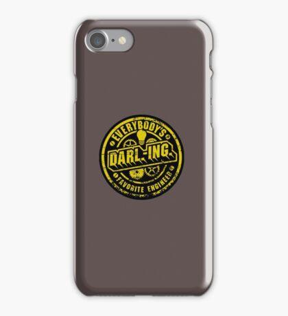 Darl.-Ing. / Everybody's favorite engineer - das Original iPhone Case/Skin
